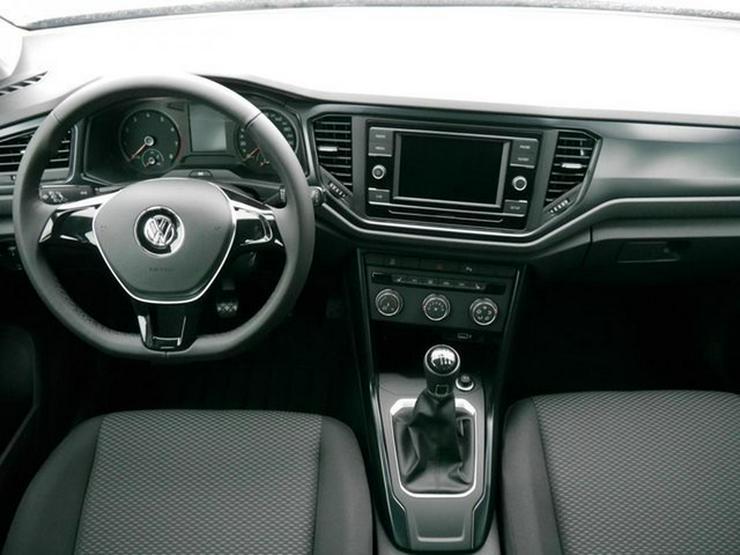 Bild 6: VW T-Roc 1.0 TSI * WINTER- & CONNECTIVITY-PAKET * PDC * SHZG * FRONT ASSIST * LM-FELGEN 16 ZOLL