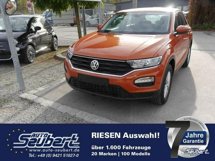 VW T-Roc 1.0 TSI * WINTER- & CONNECTIVITY-PAKET * PDC * SHZG * FRONT ASSIST * LM-FELGEN 16 ZOLL - Autos - Bild 1