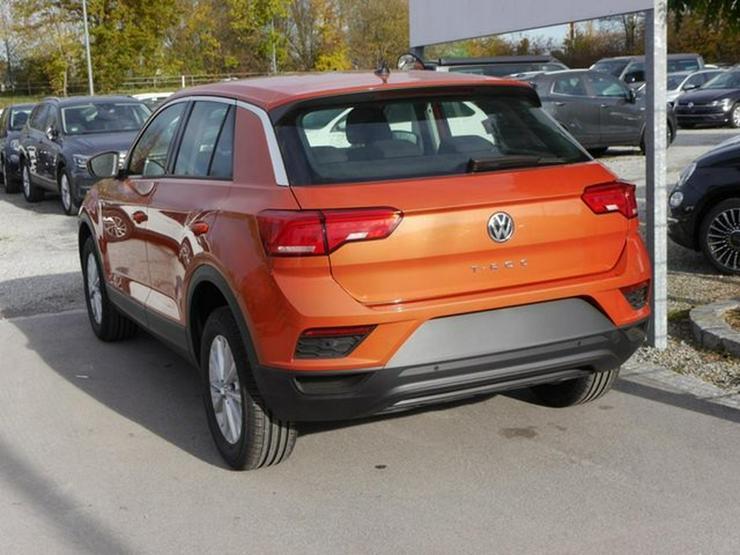 Bild 2: VW T-Roc 1.0 TSI * WINTER- & CONNECTIVITY-PAKET * PDC * SHZG * FRONT ASSIST * LM-FELGEN 16 ZOLL