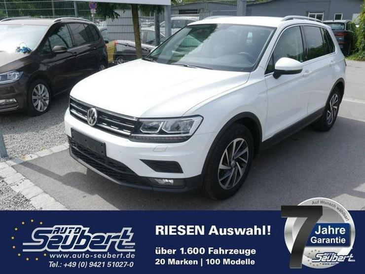 VW Tiguan 1.4 TSI DSG ACT SOUND * BUSINESS PREMIUM-PAKET * ACC * NAVI * LED * PDC * SHZG