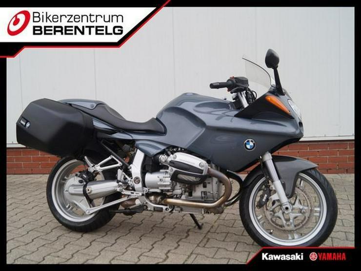 BMW R 1100 S ABS KOFFER inkl. Verkaufsinsp