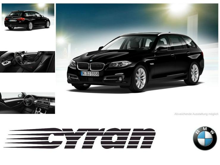 BMW 525dA Tour.Navi Prof. Pano. Driving A. AHK EU6