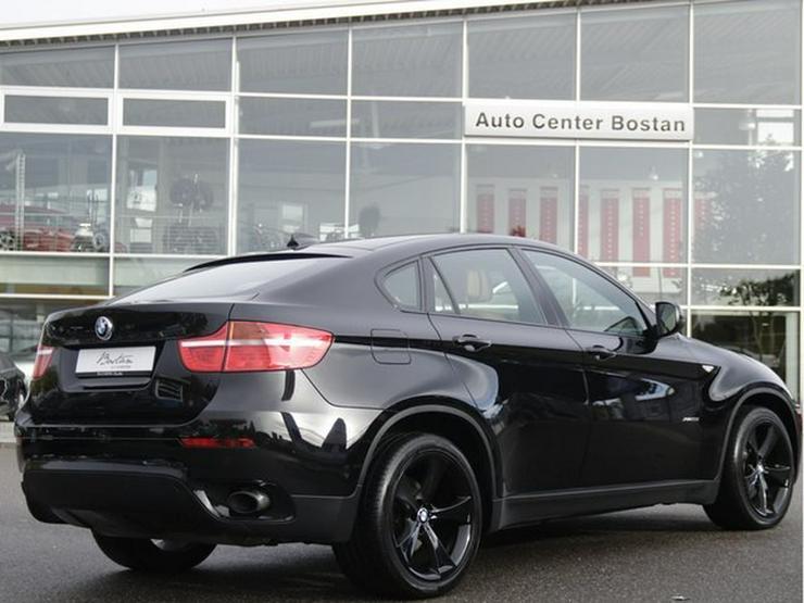 Bild 5: BMW X6 35i-LEDER-SSD-XENON-DEUTSCHES FZG-SCHECKHEFT