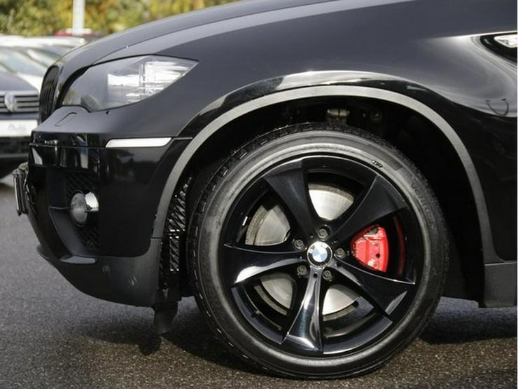 Bild 3: BMW X6 35i-LEDER-SSD-XENON-DEUTSCHES FZG-SCHECKHEFT