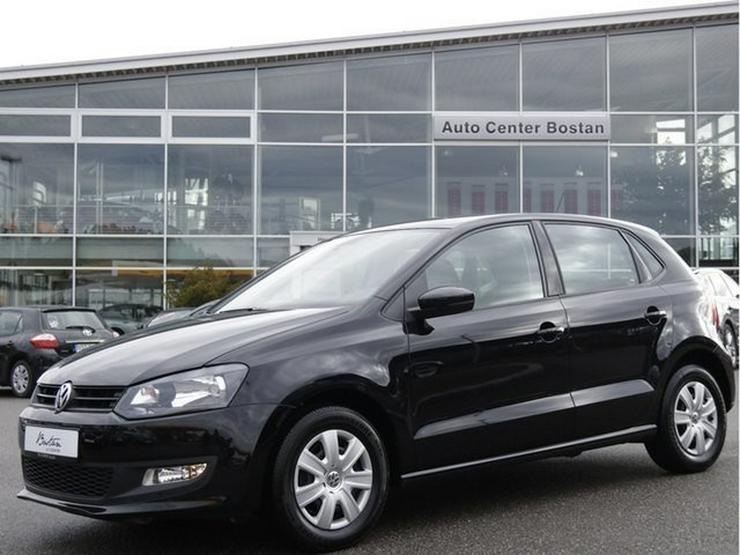 Bild 2: VW Polo 5 TÜRIG-SCHECKHEFT-KLIMA-SITZHEIZUNG-1.HAND