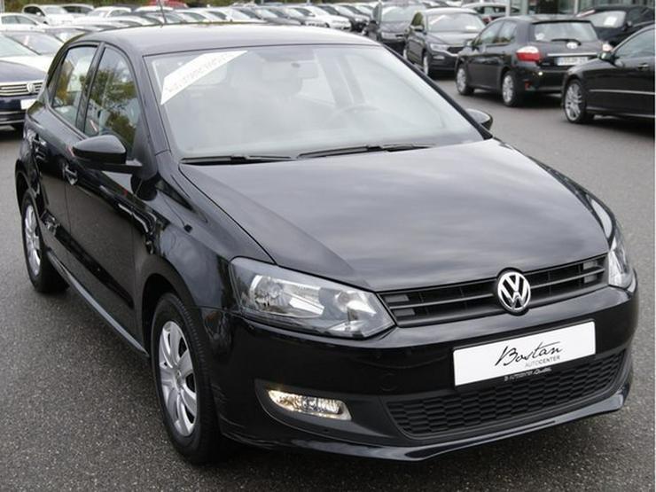 Bild 6: VW Polo 5 TÜRIG-SCHECKHEFT-KLIMA-SITZHEIZUNG-1.HAND