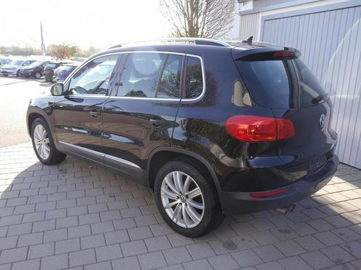 Bild 2: VW Tiguan 2.0 TDI DPF DSG 4MOTION SPORT & STYLE * BMT * AHK * WINTERPAKET * PANORAMA-SD