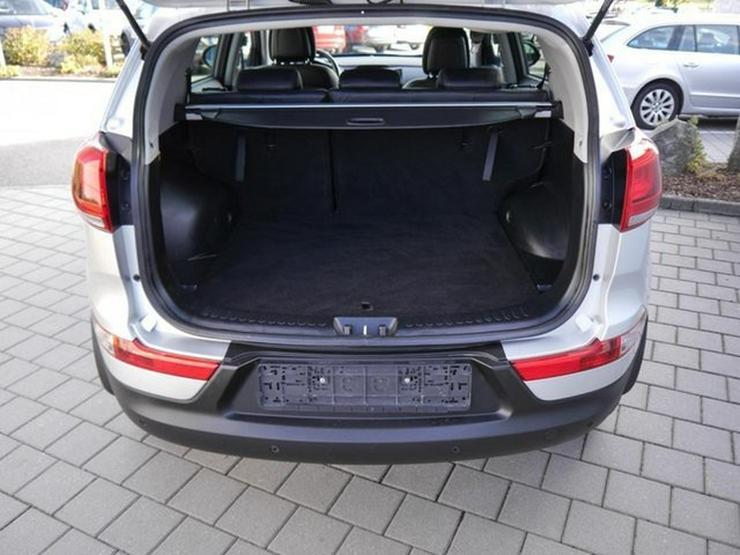 Bild 5: KIA Sportage 2.0 CRDI DPF VISION 4WD * AUTOMATIC * LEDER * NAVI * RÜCKFAHRKAMERA * XENON