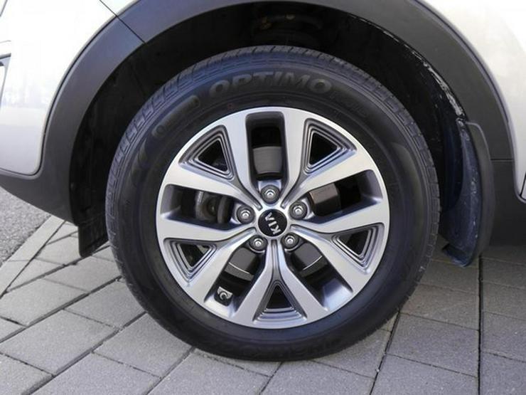 Bild 3: KIA Sportage 2.0 CRDI DPF VISION 4WD * AUTOMATIC * LEDER * NAVI * RÜCKFAHRKAMERA * XENON