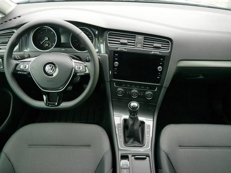 Bild 6: VW Golf Variant VII 2.0 TDI DPF COMFORTLINE * ACC * NAVI * LED-SCHEINWERFER * PDC * SHZG