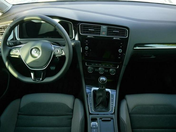 Bild 6: VW Golf VII 2.0 TDI DPF HIGHLINE * ACC * NAVI * LED-SCHEINWERFER * PDC * SHZG * ACTIVE INFO DISPLAY