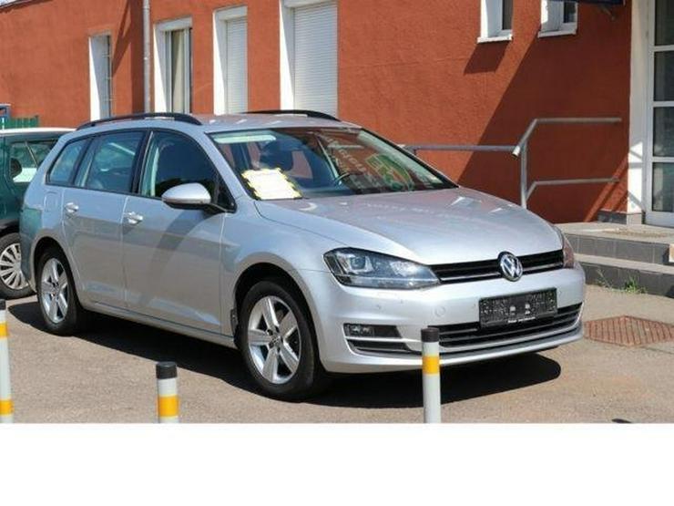 Bild 3: VW Golf Variant 1.4 TSI,Navi,LPG,Temp,Xenon