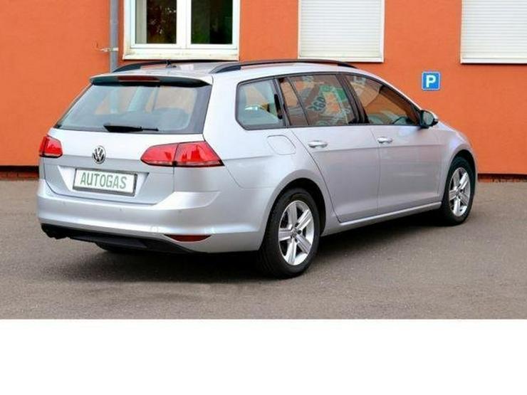 Bild 5: VW Golf Variant 1.4 TSI,Navi,LPG,Temp,Xenon