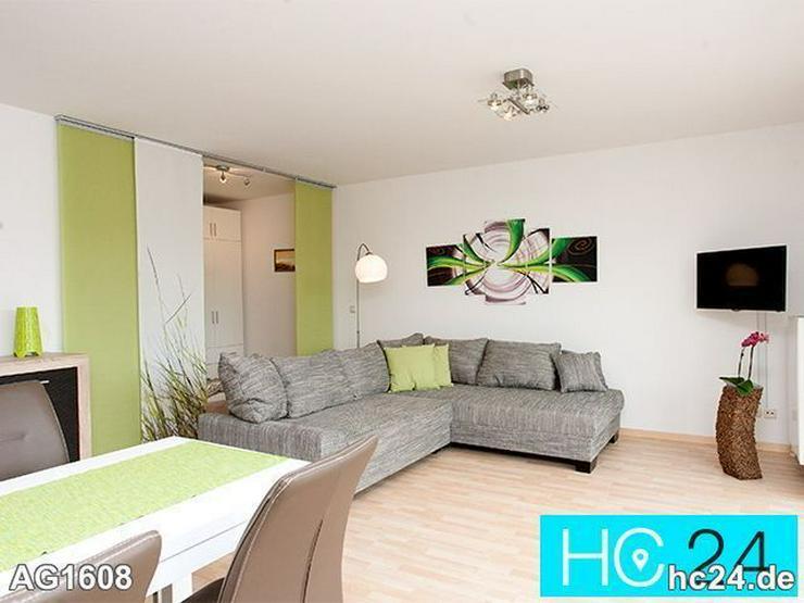 * GRAFISCHES VIERTEL + Möbliertes Apartment in Leipzig + großer BALKON
