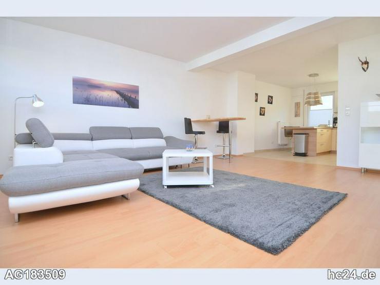 Top !! Moderne möblierte Wohnung in Erbenheim