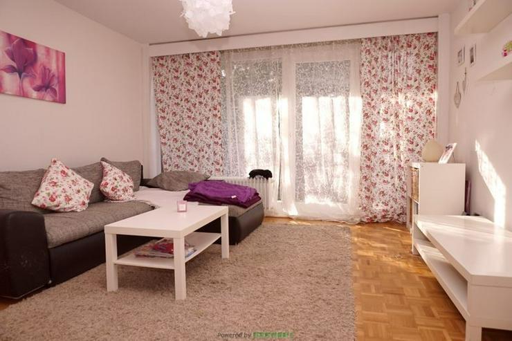 Bild 1: 2-Zimmerwohnung mit Garage