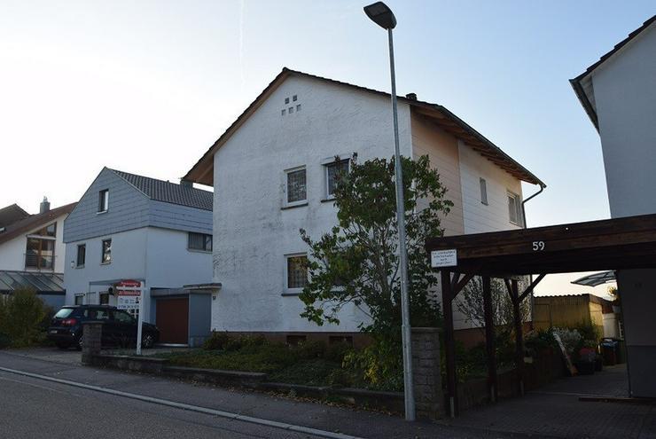 Bild 2: 2-FH in leichter Süd-Hang-Lage mit Fernblick, ruhiges Wohngebiet