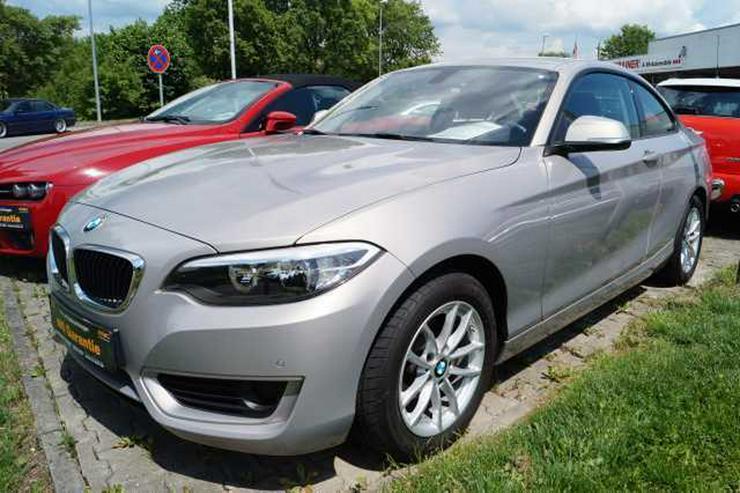 BMW 218d Coupe Automatik Euro6, Sportsitze, Navi,SHZ, Garantie