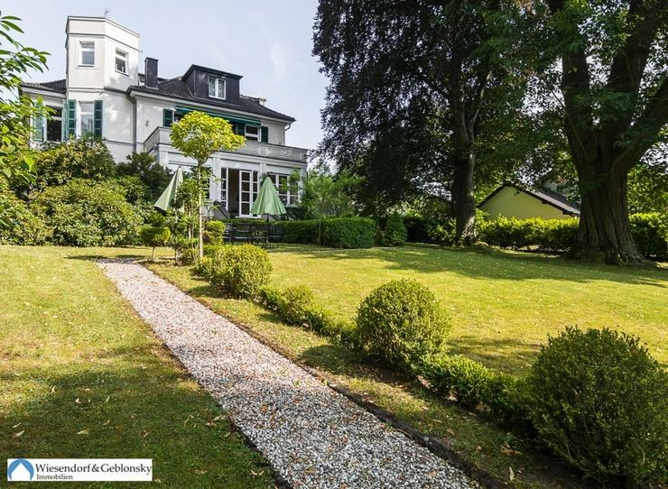 Einmalige Villa aus der Gründerzeit in Rheinbreitbach