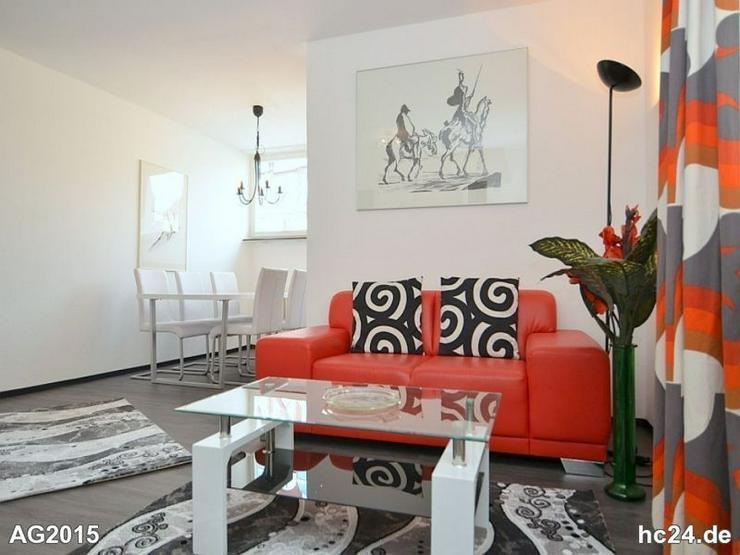 Schöne, möblierte 2,5-Zimmer Wohnung mit Balkon in Zirndorf bei Nürnberg