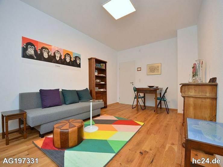 Sanierte und toll möblierte Wohnung mit Balkon und Internet in Stuttgart Ost