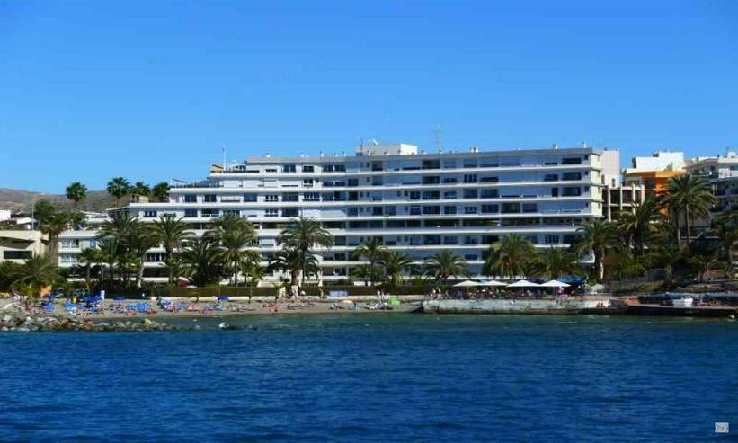 Apartment-Studio in bester Lage am Strand von Arguineguin