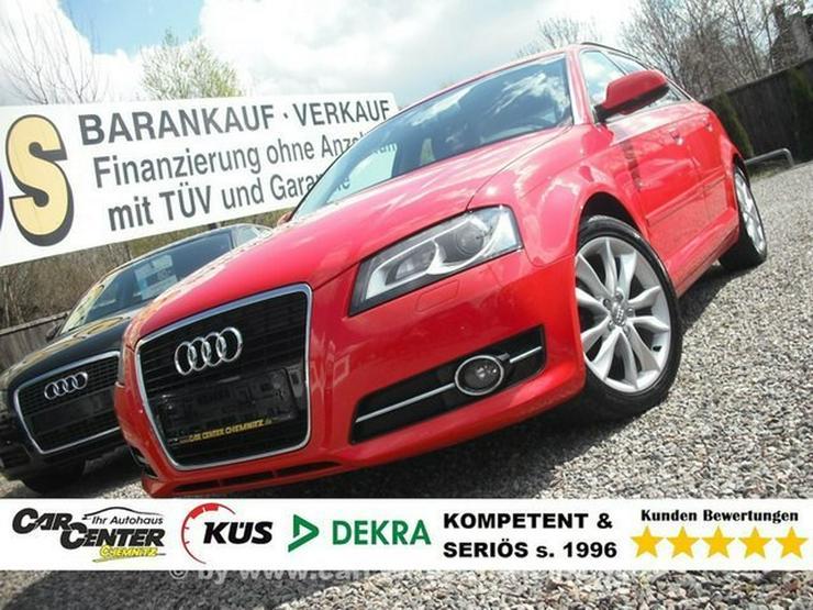 AUDI A3 Sportback 2.0 TDI *NAVI*XENON*PDC*TÜV NEU*