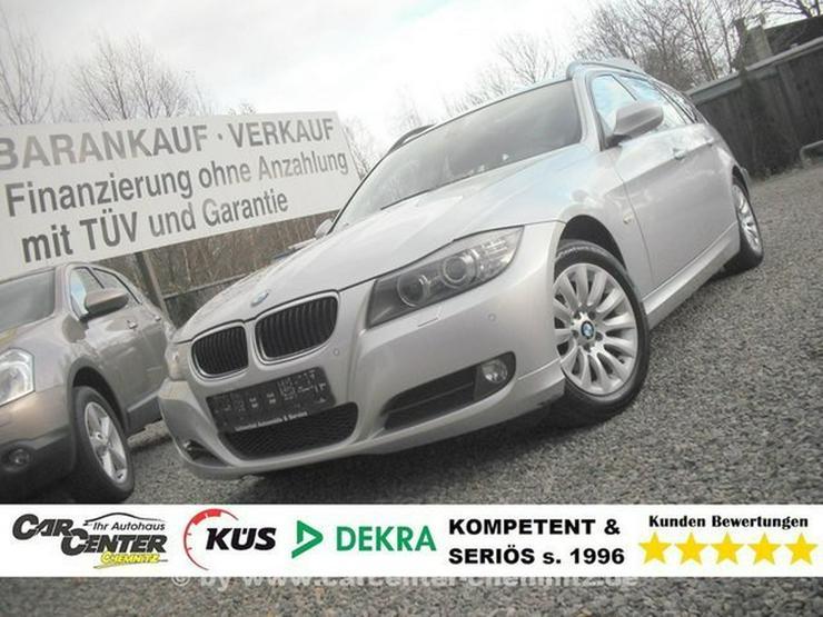 BMW 318d touring *NAVI*PANO*BI-XENON*Shzg*TÜV NEU*