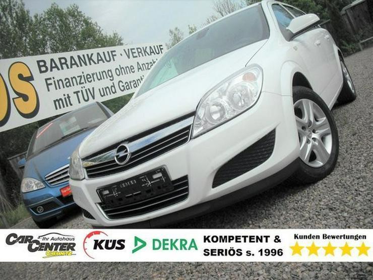 OPEL Astra 1,8 Caravan Edition *AHK*KLIMA*ReSe*LiSe*