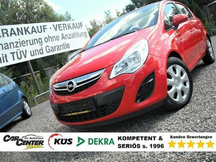 OPEL Corsa 1,4 16V Edition *KLIMA*ESP*5-tg*TÜV NEU* - Corsa - Bild 1