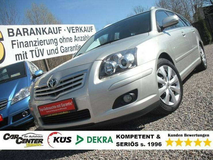 TOYOTA Avensis Kombi 1.8 *beheizte FS*SHZG*1HD*TÜV NEU