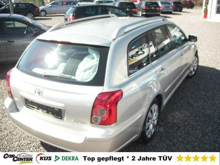 Bild 2: TOYOTA Avensis Kombi 1.8 *beheizte FS*SHZG*1HD*TÜV NEU