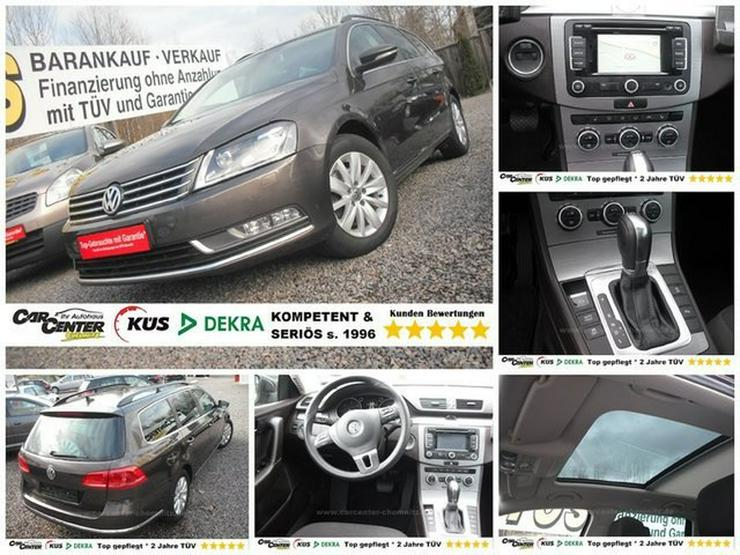 VW Passat Variant 2,0 TDI *XENON*NAVI*PANO*TEMPOMAT