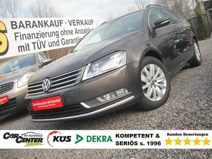 Bild 2: VW Passat Variant 2,0 TDI *XENON*NAVI*PANO*TEMPOMAT