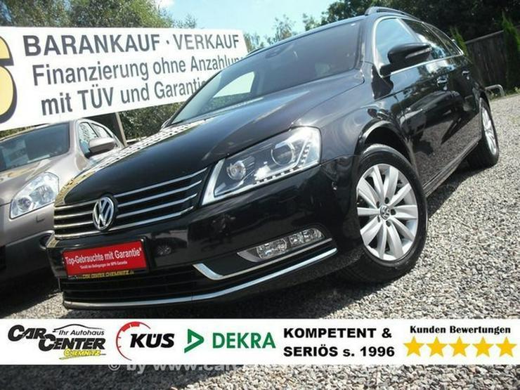 VW Passat Variant 2,0 TDI Comfortl.*VOLL*NAVI*AHK*