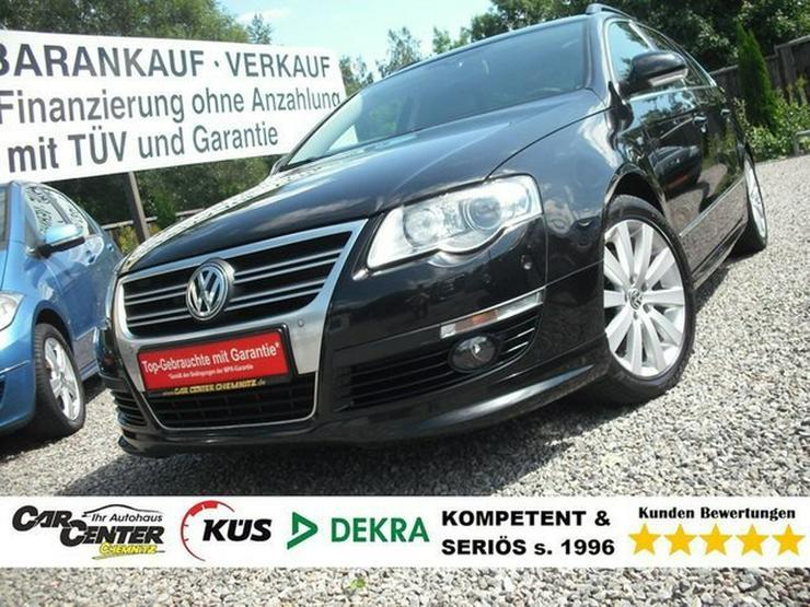 VW Passat Variant 2,0 TDI R-Line NAVI*XENON*SD*PaAs