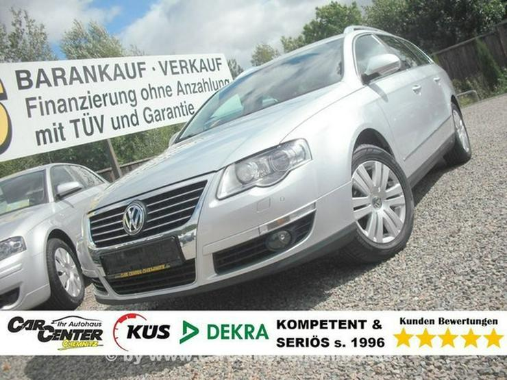 VW Passat Variant 2,0 TDI Sportline *XENON*NAV*PDC* - Autos - Bild 1
