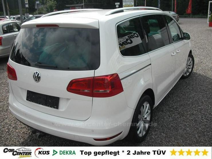 Bild 2: VW Sharan 2,0 TDI Highline *PANO*XENON*AHK*TÜV NEU*