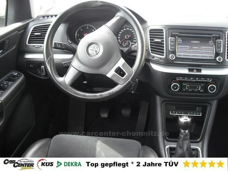 Bild 3: VW Sharan 2,0 TDI Highline *PANO*XENON*AHK*TÜV NEU*