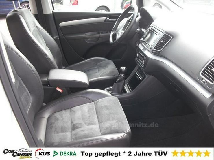 Bild 4: VW Sharan 2,0 TDI Highline *PANO*XENON*AHK*TÜV NEU*