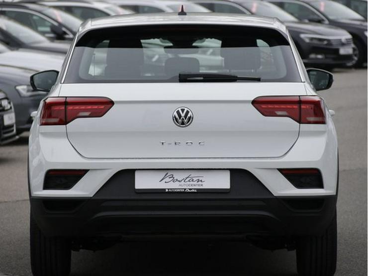 Bild 4: VW T-Roc 1.0 TSI-SITZHEIZUNG-PDC-SOFORT VERFÜGBAR
