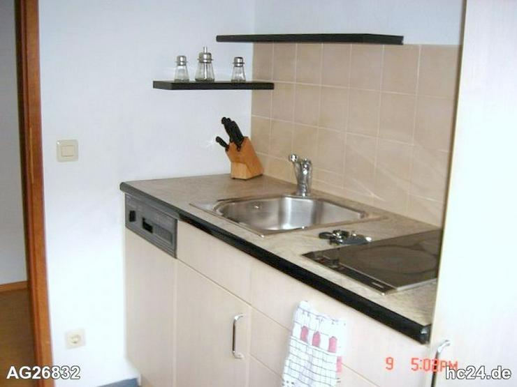 Bild 3: Gemütlich möblierte 2-Zimmer-Wohnung mit Balkon und WLAN in Erlangen
