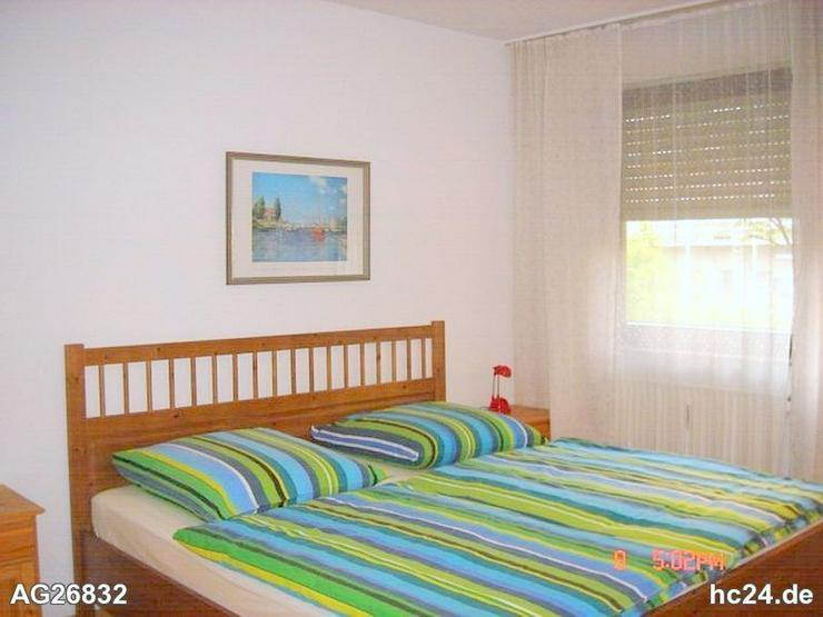 Bild 2: Gemütlich möblierte 2-Zimmer-Wohnung mit Balkon und WLAN in Erlangen