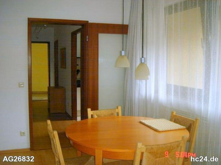 Bild 5: Gemütlich möblierte 2-Zimmer-Wohnung mit Balkon und WLAN in Erlangen