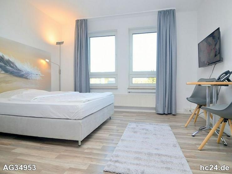 Exklusiv möbliertes Apartment mit WLAN und Stellplatz direkt an U1 Stadthalle in Fürth
