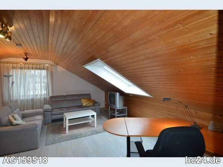 Möblierte 2-Zimmer Wohnung mit Balkon in Wiesbaden-Nordenstadt