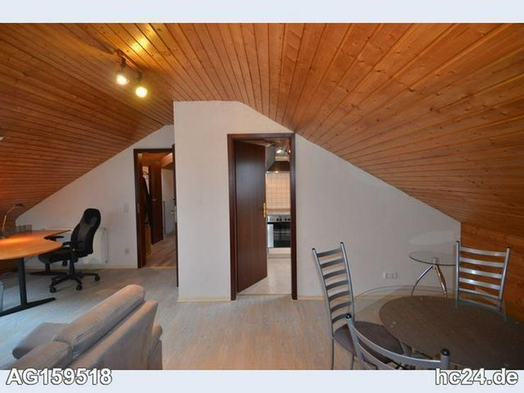 Bild 5: Möblierte 2-Zimmer Wohnung mit Balkon in Wiesbaden-Nordenstadt