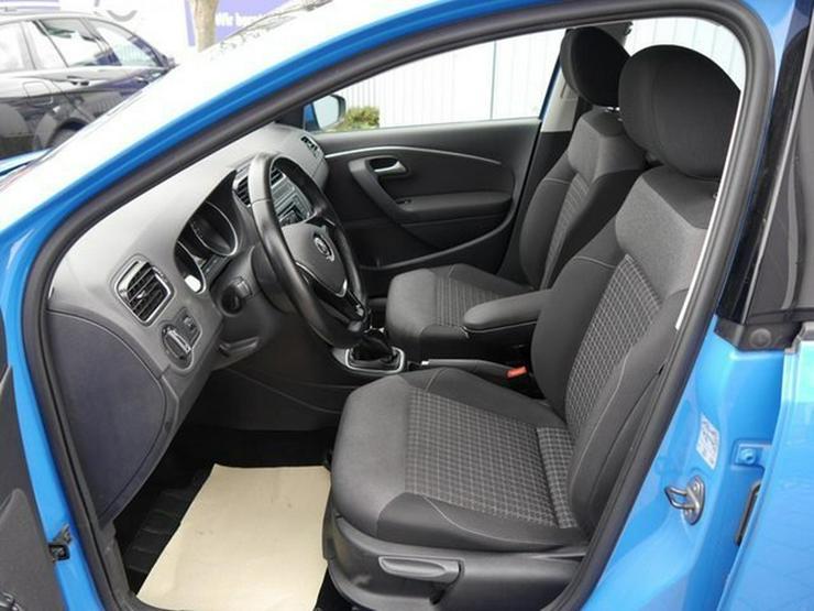Bild 4: VW Polo 1.2 TSI COMFORTLINE * BMT * WINTERPAKET * SITZHEIZUNG * KLIMA * CD * LM-FELGEN 15 ZOLL