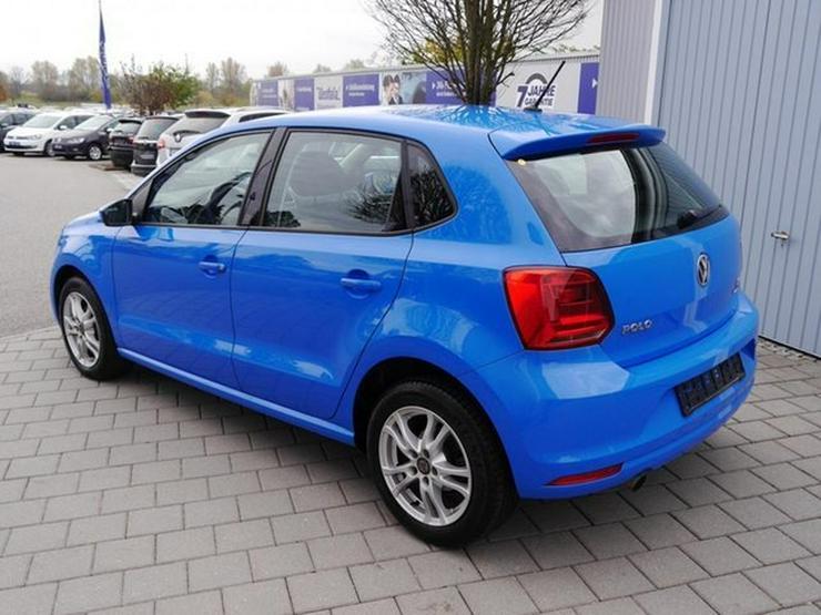 Bild 2: VW Polo 1.2 TSI COMFORTLINE * BMT * WINTERPAKET * SITZHEIZUNG * KLIMA * CD * LM-FELGEN 15 ZOLL