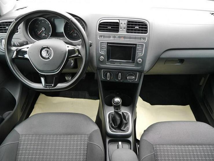 Bild 6: VW Polo 1.2 TSI COMFORTLINE * BMT * WINTERPAKET * SITZHEIZUNG * KLIMA * CD * LM-FELGEN 15 ZOLL